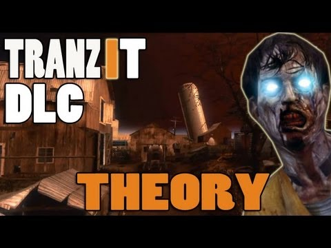 Black Ops 2 Zombies: 4th Tranzit Map Theory? Cornfields, Tunnel, Diner