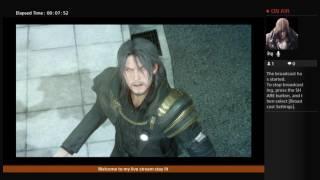 Final Fantasy xv final bosses