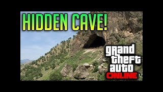 gta 5 hidden cave videos