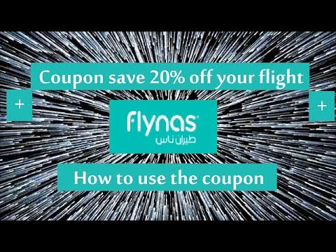 Flynas promo code save 20% off your flight