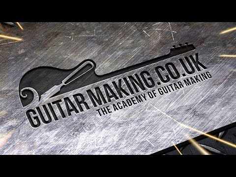 Build Your Own Guitar Video Course