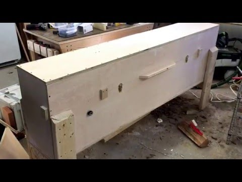 Bow Oven for curing laminated bows