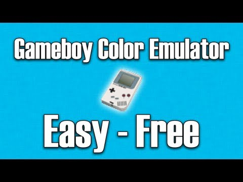 How To Get GameBoy Color Emulator + Roms For Free On iOS 5!