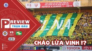 Preview Hà Nội vs Sông Lam Nghệ An - Chảo lửa Vĩnh giữa lòng Hà Nội | V.League 2020