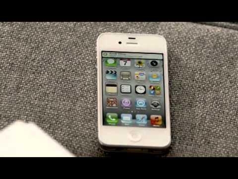 Apple iPhone Siri voice Control Demo
