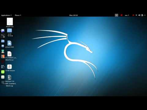 verify downloads with sha1sum checksum linux (kali)
