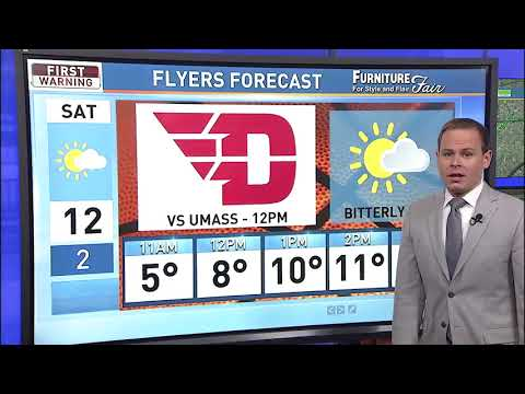 Dayton Weather Presentation