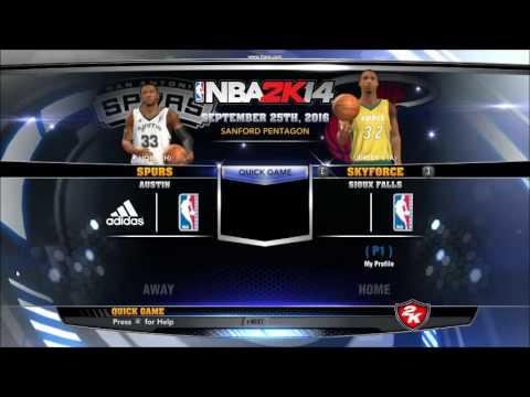 NBA 2K14 D League - Jersey System Explained