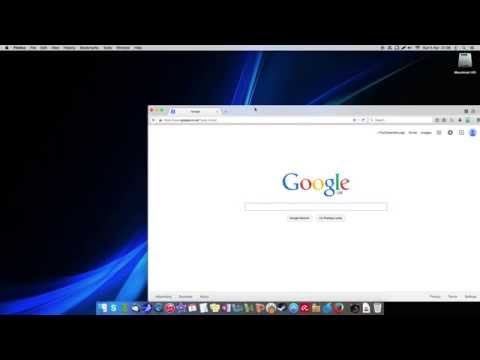 Firefox mac fullscreen bug