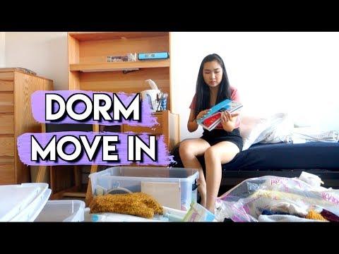 Moving Into My Dorm at NYU Vlog | JensLife