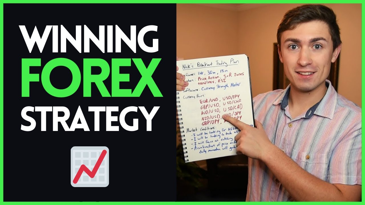 My Winning Forex Strategy *REVEALED* | How I Trade Forex Profitably 📈