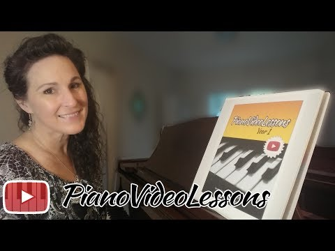PianoVideoLessons - Announcement!