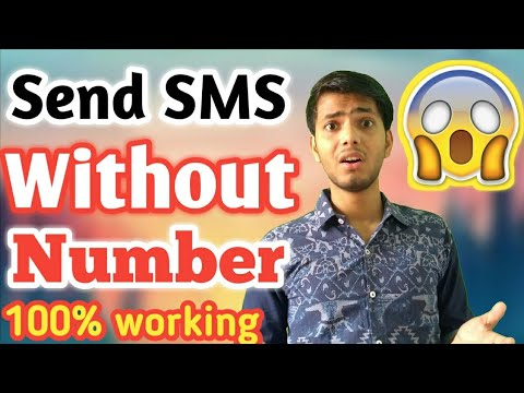 How to send SMS without showing number for free || Chaudhary tips ||