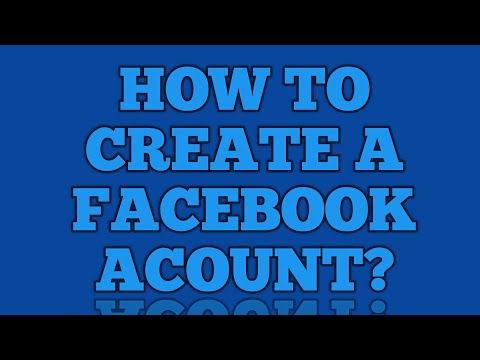 How To Create A New Facebook Acount? [PC TUTORIAL]