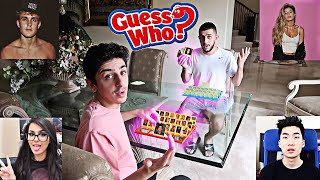 GUESS WHO? YOUTUBERS EDITION