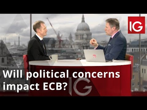 Will political concerns impact ECB decision-making?
