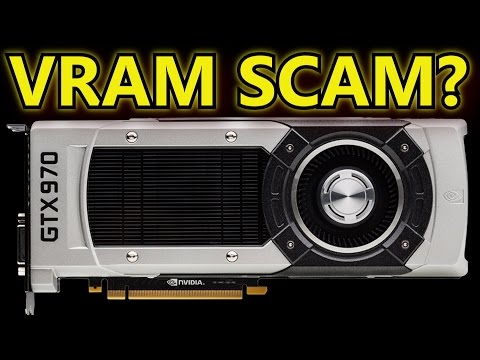 VRAM Scam? How much video memory does your graphics card REALLY need?