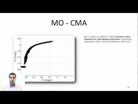 Pareto Optimal Control for Natural and Supernatural Motions - Presentation