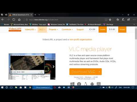 Quick look at new VLC 3.0 Media player with improved support for 4K 8K HDR and more