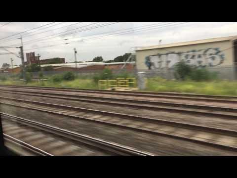 Riding Heathrow Express From London Paddington to LHR Terminal 2 & 3