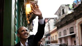 Making History: President Obama