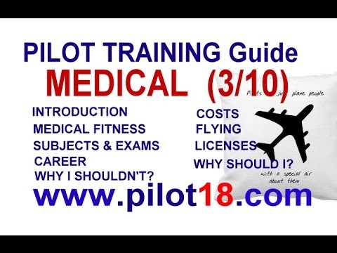 Commercial Pilot training guide (3/10)-Medical Aspects