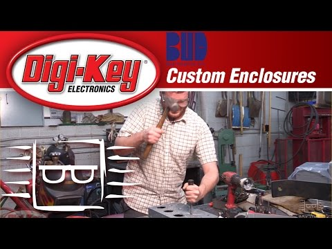 Custom BUD Box Enclosures – Another Geek Moment│ DigiKey