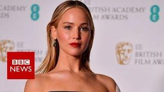 Jennifer Lawrence: Five times she