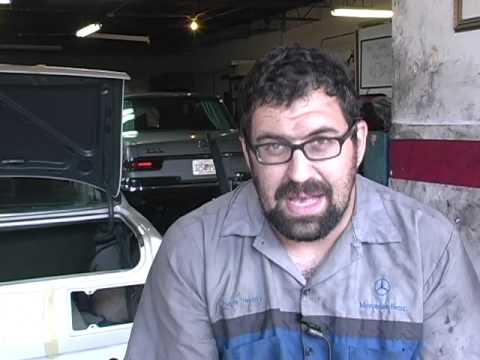Q&A#17  glow plug light wont come on  explained by Pierre Hedary