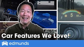 Car Features We Love! Our Must-Have List of Car Features for 2020