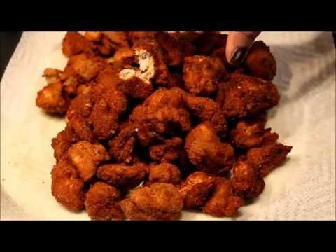 How To Make Crispy Popcorn Chicken