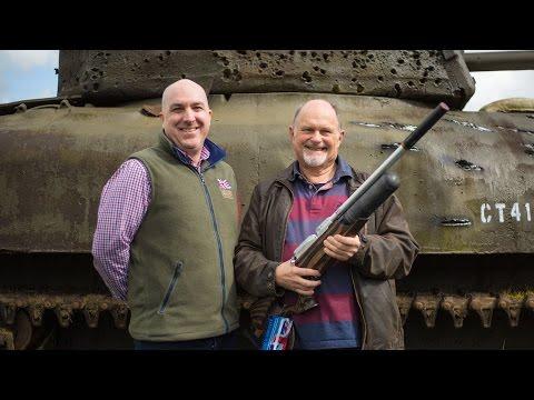 The British Shooting Show Daystate Saxon Winner