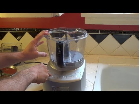 Cuisinart Food Processor Not Working?  Quick Fix!