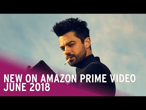 New on Amazon Prime Video | June 2018
