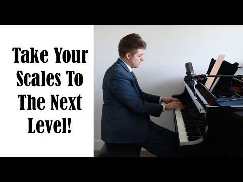 A New Tip for FASTER and LIGHTER Scales - Josh Wright Piano TV