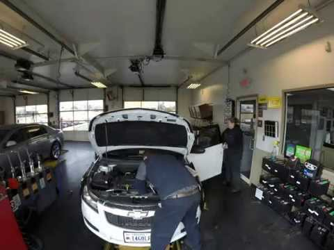 Time Lapse - Jiffy Lube Oil Change