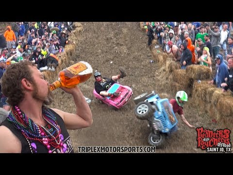 THE SECRET TO BARBIE JEEP RACING!!