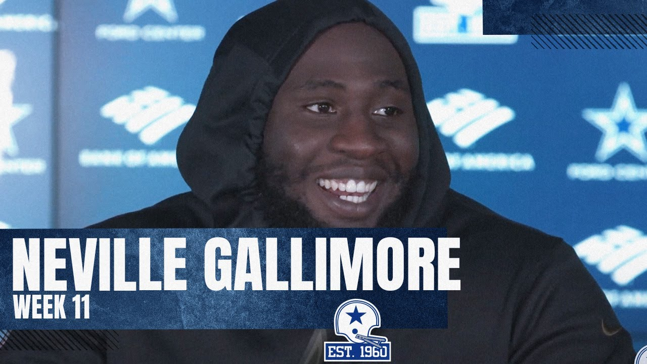 Neville Gallimore: Scratching The Surface I Dallas Cowboys 2020