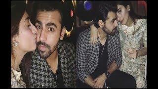 Farhan Saeed Birthday with Wife Urwa Hocane.