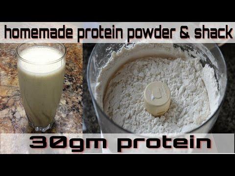 Homemade protein powder,ghar par protein powder kase banaye,janiye nusksan or fayde