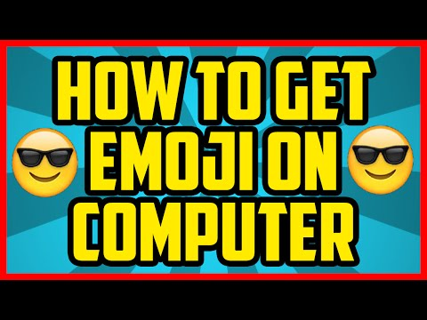 How To Get Emoji On Computer Without Any Software 2017 - How To Get Emoji on Instagram, Laptop, PC