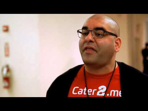 Cater2.me  at CoInvent Pulse Festival 2015 - New York