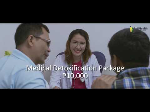 PhilHealth Medical Detoxification Drug Rehabilitation Package
