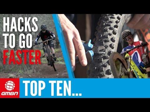 Top 10 Hacks To Make You Faster | Mountain Bike Skills & Tips