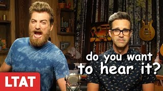 rhett and link try to sing for 3 minutes straight
