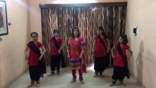 Seema Dance Group...ektaal..amad.and Prakaar Of Tatkaar.