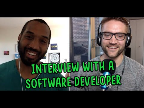 Learning To Code and Landing Your First Job (Interview with a Software Developer)