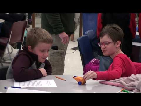 Local Students Showcase 3D Designs at Gutter Car Derby