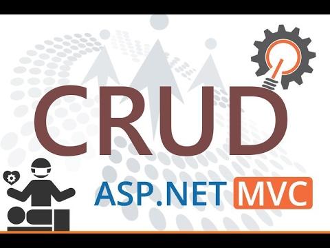 Create Update Delete Read in ASP.NET MVC 5 Using Entity Framework 6.X