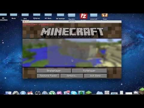 How to Install Hacked Minecraft Clients on Mac
